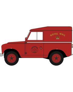 76LR2S001 Land Rover Series II SWB Hard Back Royal Mail