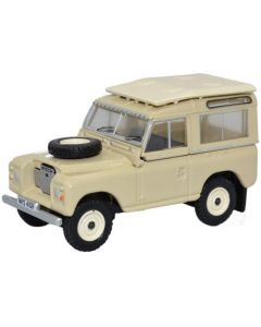 Oxford Diecast Land Rover Series III Station Wagon Limestone 76LR3S001