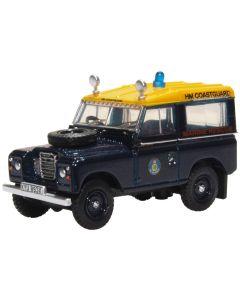 Oxford Diecast Land Rover Series III SWB Station Wagon HM Coastguard 76LR3S007