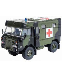 Oxford Diecast BAOR 1990 Land Rover FC Ambulance 76LRFCA004