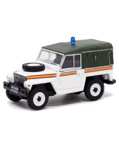 Oxford Diecast RAF Police Akrotiri Land Rover Lightweight 76LRL010