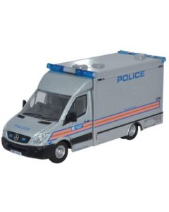 Oxford Diecast Mercedes Explosives Ordnance Disposal Police 76MA003