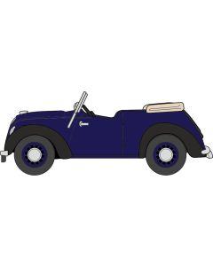 76ME006Morris Eight E Series Tourer Dark Blue