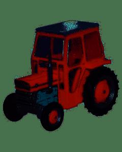 Oxford Diecast Massey Ferguson 135 Red 76MF001
