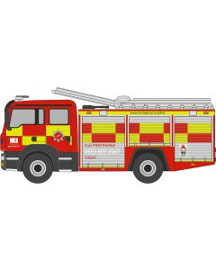76MFE005 MAN Pump Ladder Hertfordshire Fire & Rescue