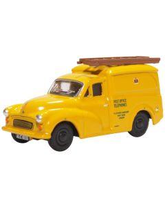 76MM061 Morris 1000 Van Post Office Telephones Yellow