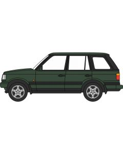 76P38003 Range Rover P38 Epsom Green by Oxford Diecast