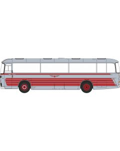76PAN005 Plaxton Panorama Sheffield United Tours by Oxford Diecast