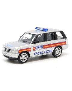Oxford Diecast Metropolitan Police Range Rover 3rd Generation 76RR3004