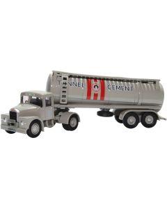 Oxford Diecast Scammell Highwayman Tanker Tunnel Cement 76SHT003