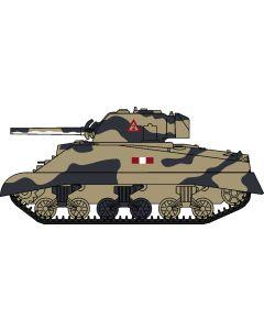 76SM002Sherman Tank MK III Royal Scots Greys Italy 1943