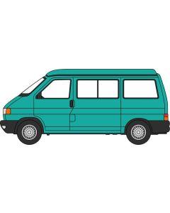 76T4003 VW T4 Westfalia Camper Caribbean Green