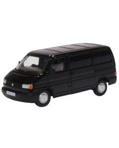 Oxford Diecast VW T4 Van Black 76T4004