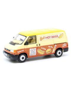 Oxford Diecast Bobs Hot Dogs VW T4 van 76T4007