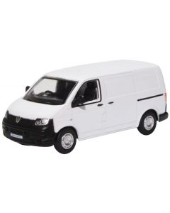 Oxford Diecast VW T5 Van White 76T5V002