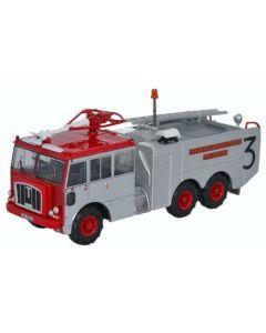 76TN004 Thornycroft Nubian Isle of Man Airports Board Fire