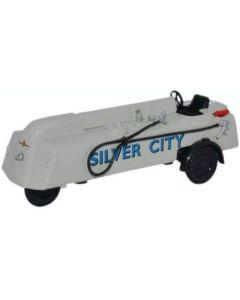 Oxford Diecast Thompson Refueller Silver City 76TRF004