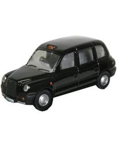 Oxford Diecast Black TX4 Taxi 76TX4001