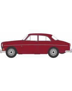 76VA002 Volvo Amazon Cherry Red