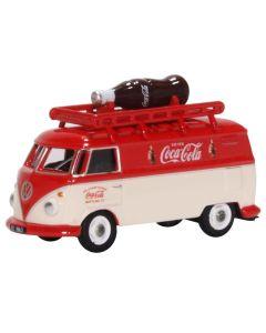 Oxford Diecast VW T1 Van Bottle Coca Cola 76VWS007CC
