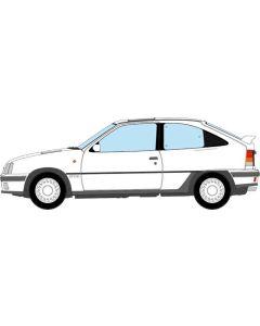76VX001 Vauxhall Astra MkII White