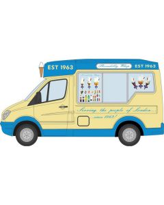 76WM007 Whitby Mondial Ice Cream Van Piccadilly Whip