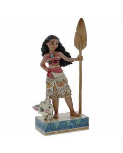 Find Your Own Way (Moana Figurine)4056754 by Disney Enesco