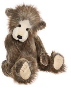 Charlie Bears Chunky Plush Teddy Bear CB205249O