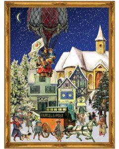 789 Ride in a Hot Air Balloon Advent Calendar by Richard Sellmer