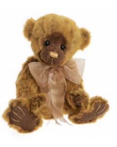 Charlie Bear Dylan Plush Teddy Bear CB206007O