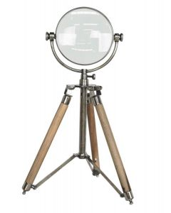 Authentic Models Magnifying Glass with Tripod AC040