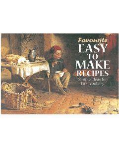 Salmon Favourite Easy To Make Recipes Book SA039