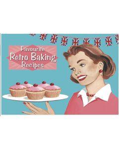 Salmon Favourite Retro Baking Recipes Book SA113