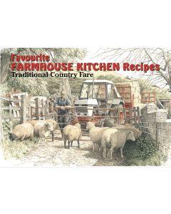 Salmon Favourite Farmhouse Kitchen Recipes Book SA116