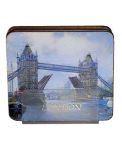 London Coaster set (Box of 6) 1291