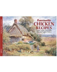 Salmon Favourite Chicken Recipes Book SA002