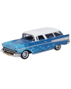 87CN57005 Chevrolet Nomad 1957 Hot Rod