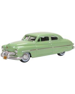 Oxford Diecast Mercury Coupe 1949 Calcutta Green 87ME49008