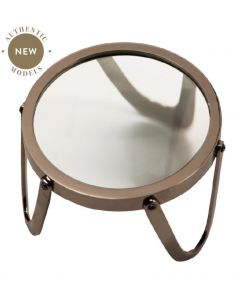 Authentic Models Desk Magnifier 5in Brass AC042