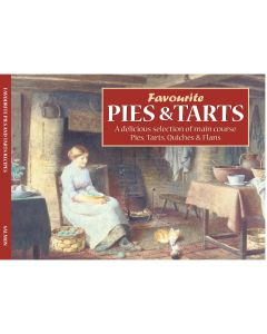 Salmon Favourite Pies And Tarts Recipes Book SA052