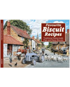 Salmon Favourite Biscuit Recipes Book SA029