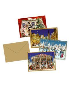 Coppenrath Victorian Scenes Mini Advent Calendar Cards 92349