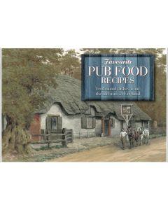 Salmon Favourite Pub Food Recipes Book SA111