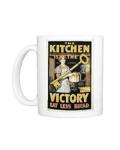 The Kitchen is the Key to Victory Mug | IWM6541