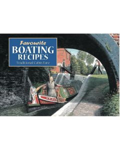 Salmon Favourite Boating Recipes Book SA001