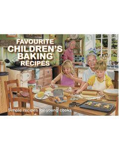 Salmon Favourite Childrens Baking Recipes Book SA117