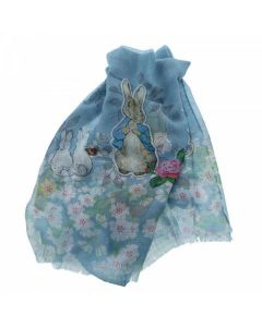 Peter Rabbit Scarf by Enesco A28292