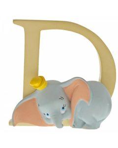 "Alphabet Letter ""D"" - Dumbo A29549 by Disney Enesco"