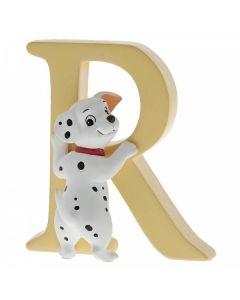 "Alphabet Letter ""R"" - RollyA29563 by Disney Enesco"