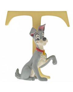 """Alphabet Letter """"T"""" - TrampA29565 by Disney Enesco"""